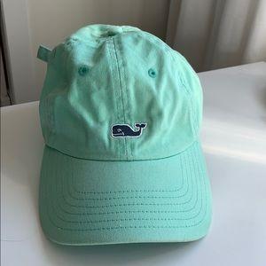 vineyard vines mint green hat